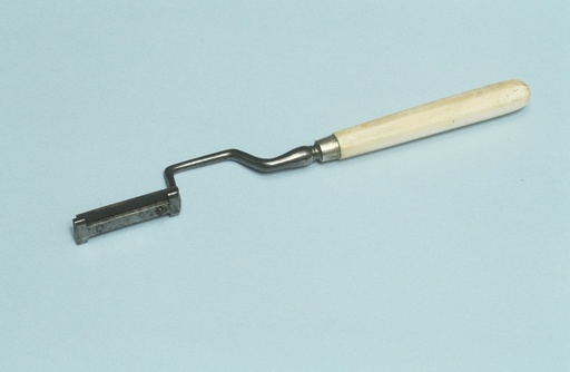 Dental file, circa 1860