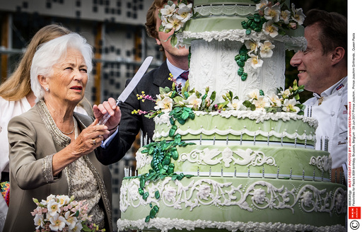 Festivitites for Paola's 80th birthday, Brussels, Belgium - 29 Jun 2017
