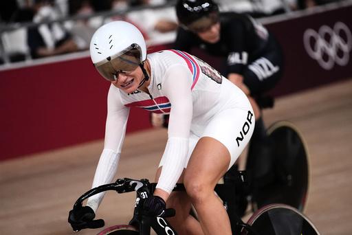Anita Stenberg. Foto: Christophe Ena / AP / NTB