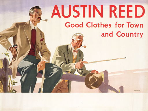 Austin Reed Poster