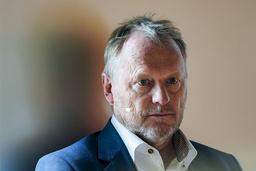 Byrådsleder Raymond Johansen (Ap) sier han har full tillit til byråd Lan Marie Berg (MDG). Foto: Torstein Bøe / NTB