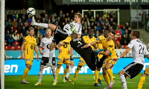 Rosenborg - Bodø/Glimt 1 - 1