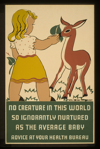 No creature in this world so ignorantly nurtured as the aver