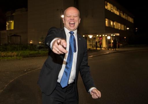 Partilederdebatt i NRK dagen etter valget.