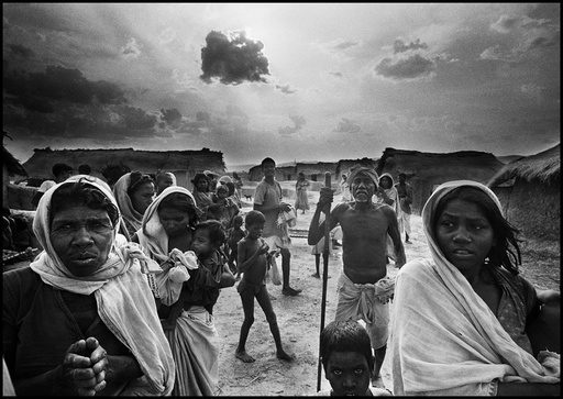 INDIA. Bihar. Famine and Small Pox.
