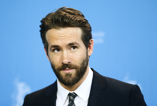 Actor Reynolds poses during photocall at 65th Berlinale International Film Festival in Berlin