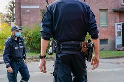 Politidirektoratet ber om at den midlertidige bevæpningen av politiet blir forlenget. Foto: Heiko Junge /NTB