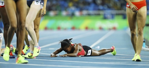 Athletics - Women's 1500m Final