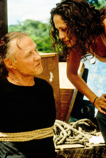 ANACONDA (US/BR/PERU 1997) JON VOIGHT, JENNIFER LOPEZ
