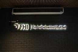 Folkehelseinstituttet vil ikke ha et fullt vaksinepass i første omgang.  Foto: Jil Yngland / NTB