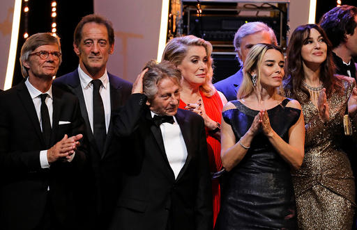 """70th Cannes Film Festival âä"""" Event for the 70th Anniversary of the festival"""