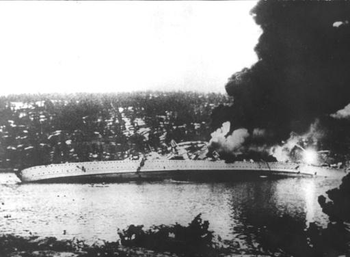 Den andre verdenskrig 1940-45
