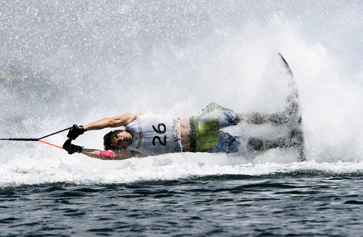 Pan Am Games: Waterskiing