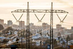 Kaldt vær har resultert i høye strømpriser den siste tiden. Foto: Heiko Junge / NTB
