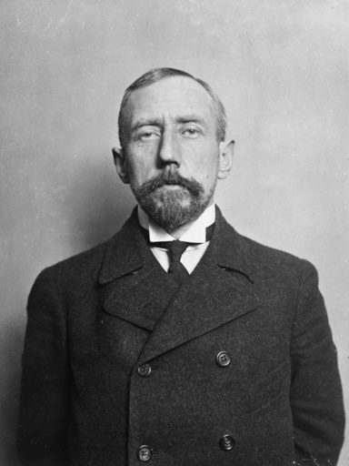Roald Amundsen / Foto um 1920 - Roald Amundsen / Photo c.1920 - Roald Amundsen / Photo v.1920