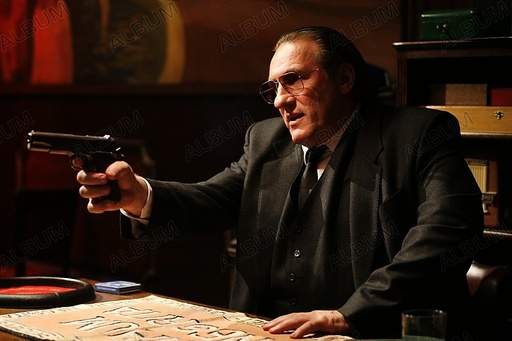 MESRINE: PART 1-KILLER INSTINCT (2008), directed by JEAN-FRANCOIS RICHET. GERARD DEPARDIEU.