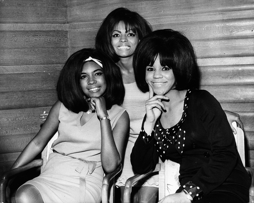 Singing Group The Supremes 1959 - 1977