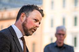 Arbeids- og sosialminister Torbjørn Røe Isaksen (H). Foto: Håkon Mosvold Larsen / NTB