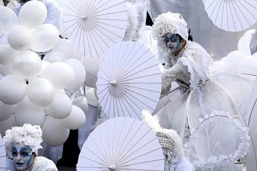 Carnival of Nice 2017