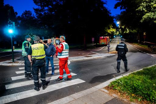 I august måtte Oslo-politiet og øvrige nødetater håndtere en fest i en bunker på St. Hanshaugen, hvor et titalls personer ble kullosforgiftet. Flere ble siktet i saken, deriblant for brudd på smittevernloven. Foto: Geir Olsen / NTB