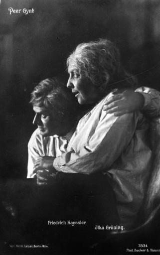 Ibsen, Peer Gynt / F.Kayssler u.Grüning - Ibsen / Peer Gynt / F.Kayssler u.Grüning - Ibsen, Henrik , dramaturge norvégien