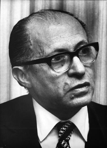 Menachem Begin / Foto 1978 - Menachem Begin / Photo 1978 -
