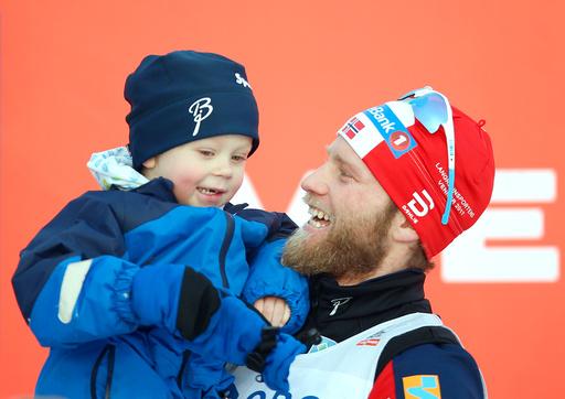 World Cup langrenn på Lillehammer.