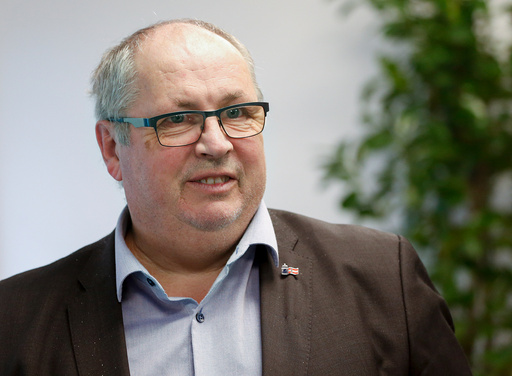 Fungerende sjøfartsdirektør Lars Alvestad. Arkivfoto: Jan Kåre Ness / NTB scanpix