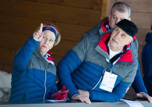 VM ski 2019. Hopp lag kvinner