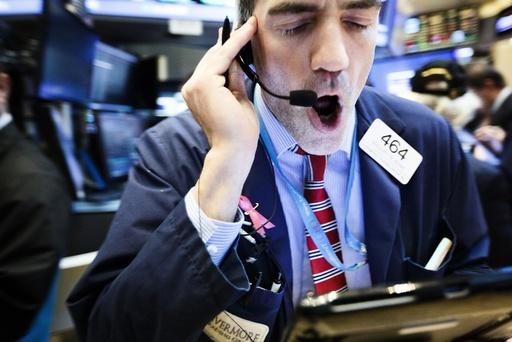 DOW Passes 19,000 New York Stock Exchange