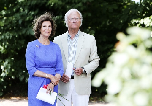 Crown Princess Victorias 41th birthday, Solliden, Öland, Sweden, 2018-07-14