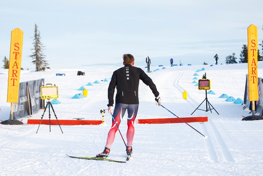 Petter Northug gjør comeback på Sjusjøen.