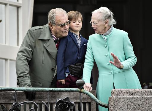 Prins Henrik undersøgt for tumor i venstre lunge