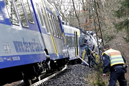 Four dead, 150 injured in southern German train collision