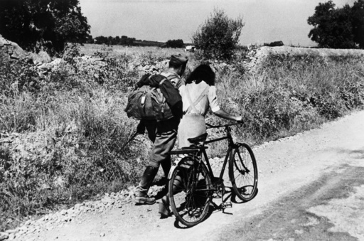 ITALY. Sicily. WWII. On the Route to Messina.