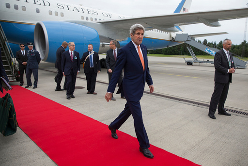 USAs utenriksminister John F.