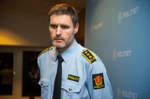 Politiadvokat Fredrik Martin Soma sier at politiet ber om forlenget varetekt for mannen som er siktet for drapet på Birgitte Tengs. Foto: Carina Johansen / NTB