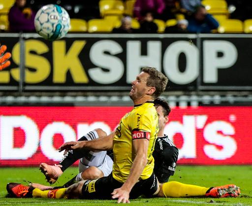 Eliteserien fotball 2018: LSK - Rosenborg. (0-0).