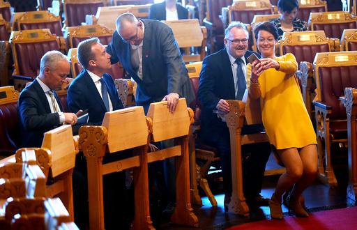 Spørretime på Stortinget
