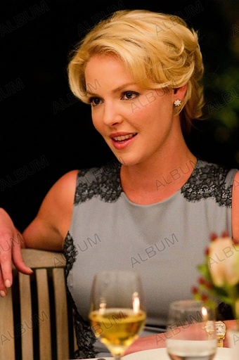 BIG WEDDING, THE (2013), directed by JUSTIN ZACKHAM. KATHERINE HEIGL.