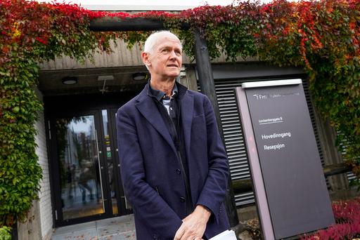 Geir Bukholm leder vaksineprogrammet i FHI. Foto: Terje Bendiksby / NTB