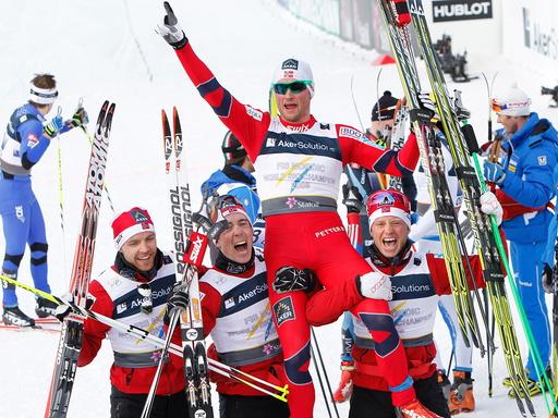 Ski-VM i Oslo