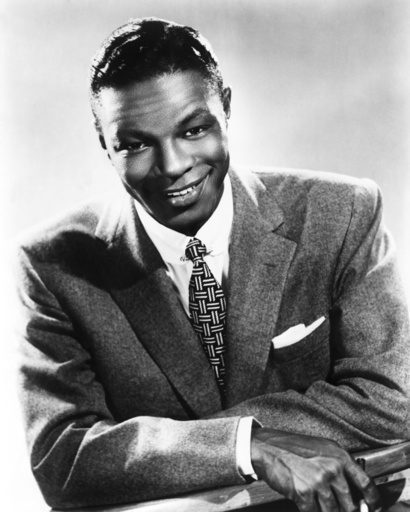 Nat King Cole, ca. 1955