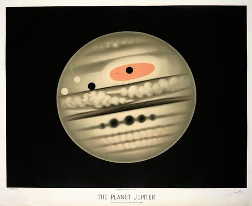 Jupiter, 1880