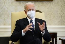 President Joe Biden var i telefonen med Xi Jinping onsdag. Foto: Patrick Semansky / AP / NTB