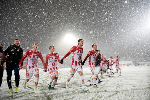 Eliteserien fotball 2017. Tromsø-Viking 3-0