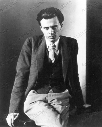 Aldous Huxley (1894-1963).