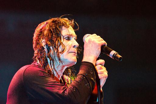 Ozzy Osbourne live in Dortmund
