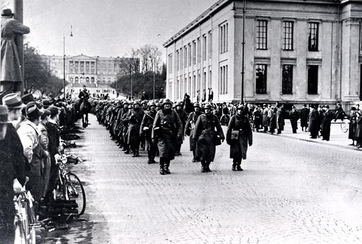 Okkupasjonen i Norge 1940-45