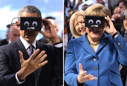 US President Barack Obama visits Germany